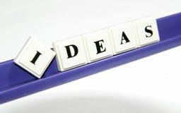 Ideen Lizenzfreies Stockfoto