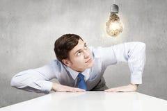 Ideen der Arbeitsstrukturierung Stockfotos
