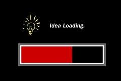 Ideen-Laden - grafisch vektor abbildung