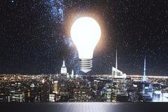 Ideen- und Fantasiekonzept Lizenzfreie Stockfotos