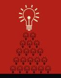 Ideen-Zeichen Lizenzfreie Abbildung