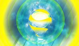 Ideenwolke Lizenzfreies Stockbild