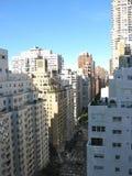Ideia aérea da skyline de New York Fotografia de Stock Royalty Free