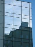 Ideia aérea da skyline de New York Fotos de Stock Royalty Free