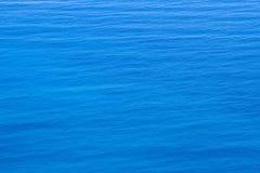 Ideia aérea da superfície do mar imagem de stock