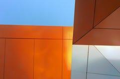 Ideia abstrata do teto translúcido imagens de stock royalty free