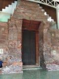 Ideia clássica do templo de Muria imagens de stock