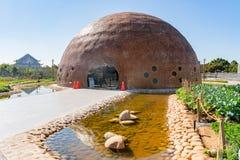 Ideia da manh? da ?rea do parque de Waipu do mundo Flora Exposition de Taichung imagens de stock royalty free