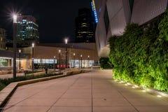 Ideia da noite do 1 centro dourado famoso Fotografia de Stock Royalty Free