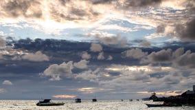 Ideia da paisagem do oceano Andreev filme