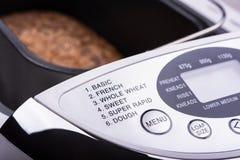 Ideia do close-up da indicação digital elétrica de fabricante de pão Imagens de Stock Royalty Free