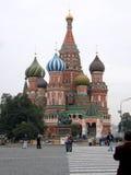 A ideia do quadrado vermelho em Rússia Fotos de Stock