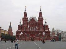 A ideia do quadrado vermelho em Rússia Foto de Stock Royalty Free