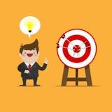 Ideia do sucesso do negócio Fotografia de Stock