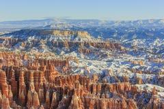 Ideia magnífica do ponto da inspiração de Bryce Canyon National Park Foto de Stock
