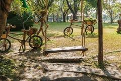 Ideias de jardinagem exteriores Fotografia de Stock Royalty Free