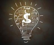 Ideias do negócio Fotografia de Stock Royalty Free
