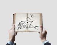 Ideias do negócio Fotografia de Stock