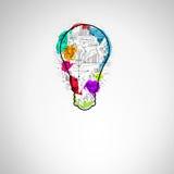 Ideias do negócio Foto de Stock