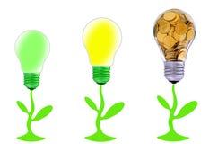 Ideias do negócio de cultivo Fotografia de Stock