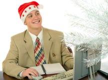 Ideias sobre o Natal Imagens de Stock Royalty Free