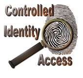 Identidade controlada Fotos de Stock Royalty Free