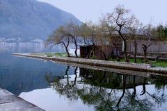 Identificación: Ciudad 55770251 de Kotor Fotos de archivo libres de regalías