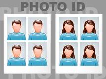 Identificación de foto Imágenes de archivo libres de regalías