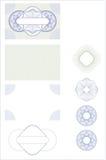 Identificación-forma Imagen de archivo