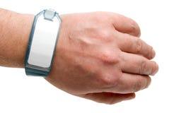 identification d'hôpital de bracelet Images libres de droits