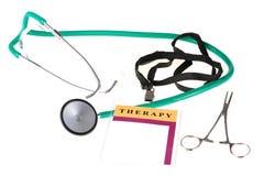 Identifikation-Karte des Doktors Lizenzfreies Stockfoto
