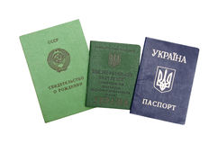 Identifying documents Royalty Free Stock Photo