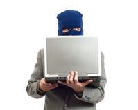 Identitäts-Diebstahl Lizenzfreies Stockbild