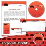 Identitätsprobe für Verkehrsunternehmen Lizenzfreies Stockbild