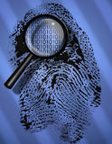 Identité de Digitals Images libres de droits