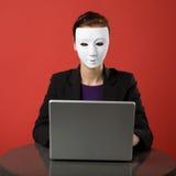 Identité secrète Photo libre de droits