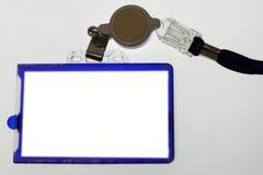 Identiteitskaart van het bedrijf Royalty-vrije Stock Foto's