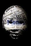 Identitetsbedrägeribegrepp royaltyfri bild