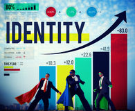 Identity Branding Commercial Copyright Marketing Concept Royalty Free Stock Photo