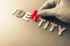 Identity Stock Photography