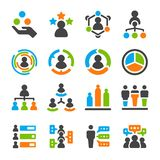 Identity skill icon set. Identity skill of people,user icon set,vector and illustration vector illustration