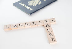 Identity Theft Concept Royalty Free Stock Image