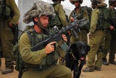 IDF - Корпус пехоты Израиля Стоковое Изображение RF