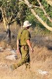 IDF Special Forces - Sayeret Matkal Stock Photos