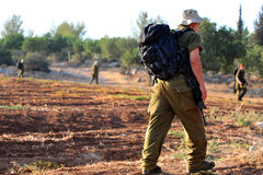 IDF Special Forces - Sayeret Matkal Royalty Free Stock Image