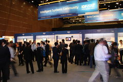 IDF2012 Intelligent Systems Community Royalty Free Stock Photography
