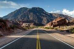 Route 68, Salta, Argentina, Road To Cafayate stock photos