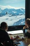 Idilic widoku góra zdjęcie royalty free