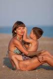 Idilio del verano Foto de archivo libre de regalías