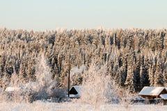 Idilio rural Imagen de archivo libre de regalías